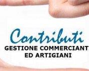 Contributi artigiani e commercianti 2018