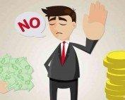 Stop al denaro contante per le retribuzioni