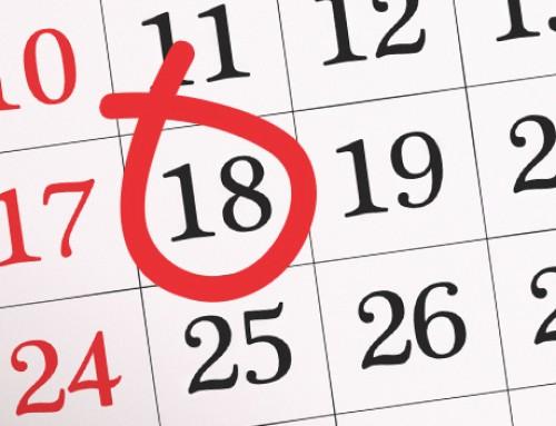 Il versamento del saldo delle imposte nei trenta giorni successivi alla scadenza ordinaria del 30 giugno 2018