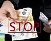 Dal 1° luglio stop alla retribuzione in contanti