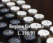 Il perimetro di applicazione della Legge 398/1991
