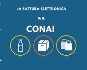 Come indicare il Contributo Ambientale Conai nella fattura elettronica