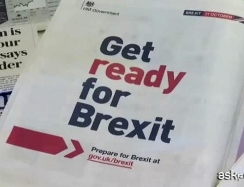 Brexit: disposizioni in materia di transito e di esportazione agli scambi commerciali UE/UK