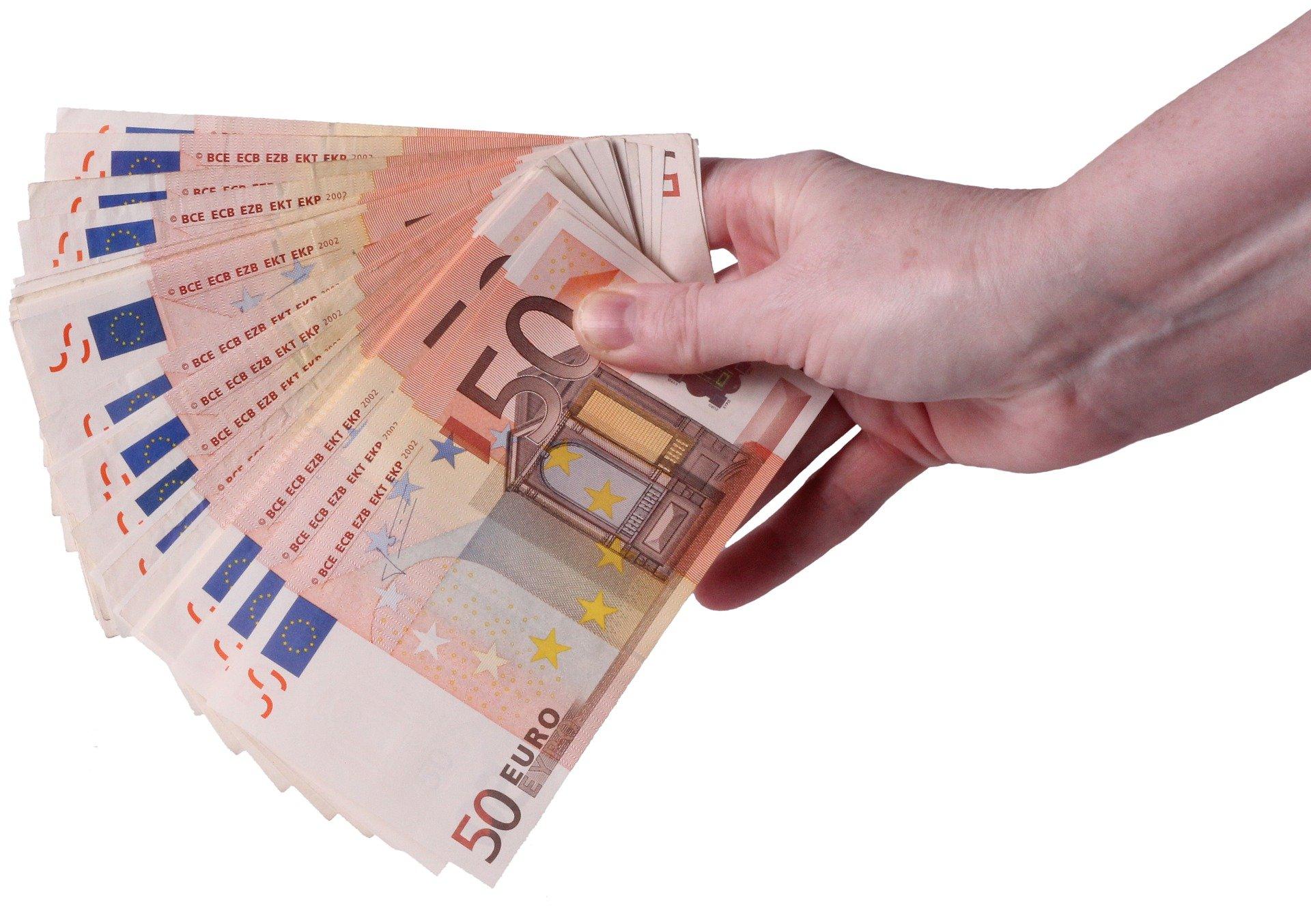 Dal primo luglio ci sarà meno contante in circolazione
